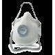 240 MASCHERINE MONOUSO MOLDEX linea CLASSICS 2405 FFP2 NR D + valvola Ventex® EN 149:2001+A1:2009