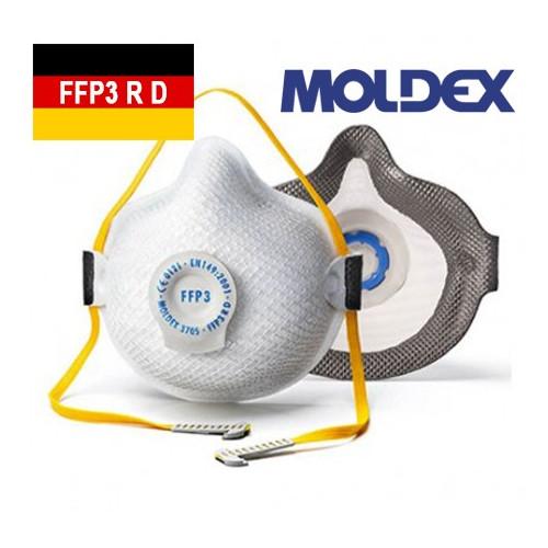 AIR SEAL FFP3 R D MASKS 3705 MOLDEX