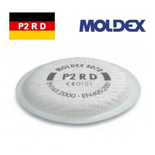 FILTRO PARTICOLATO MOLDEX 8070