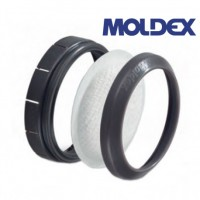 ADAPTER MOLDEX 8090 WHICH CONNECTS PARTICULATE FILTER ONTO GAS CARTRIDGE