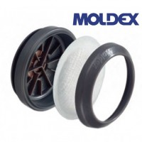 ADAPTER MOLDEX 8095 WHICH CONNECTS PARTICULATE FILTER DIRECTLY ONTO MASK BODY