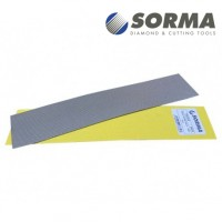 DIAMOND POLISHING ABRASIVE SHEET DIAFACE® 230x50 CANVAS YELLOW