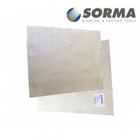 DIAMOND POLISHING SHEET DIAFACE® 230x280 CV WHITE GRIT 600M (METAL BOND)