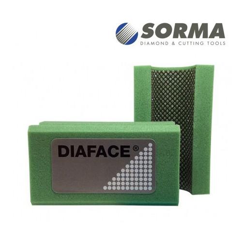 TAMPONE DIAMANTATO SAGOMATO DIAFACE® V30 GRANA 60M