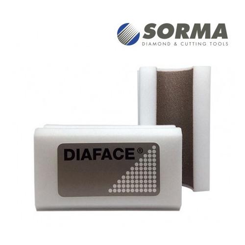 TAMPONE DIAMANTATO SAGOMATO DIAFACE® V30 GRANA 200M