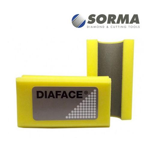 TAMPONE DIAMANTATO SAGOMATO DIAFACE® V30 GRANA 400M