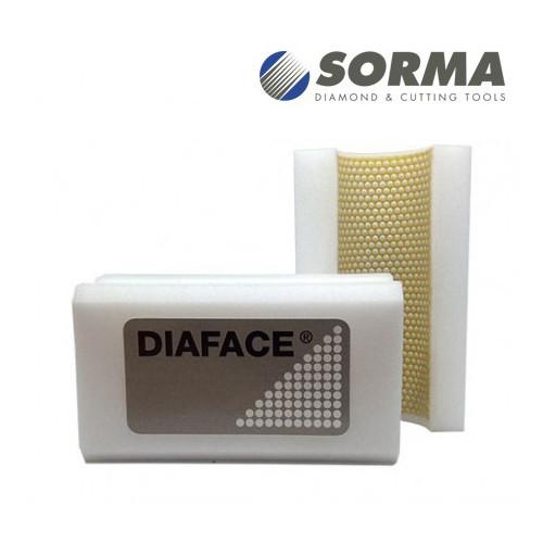 TAMPONE DIAMANTATO SAGOMATO DIAFACE® V30 GRANA 500R