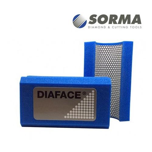 TAMPONE DIAMANTATO SAGOMATO DIAFACE® V30 GRANA 1000R