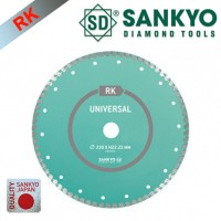 DIAMOND BLADE SANKYO RK FOR UNIVERSAL PURPOSE