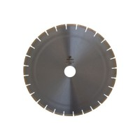 MD1 X7 H60/50 DIAMOND BLADE STANDARD STEEL CORE - CLEAN CUTTING