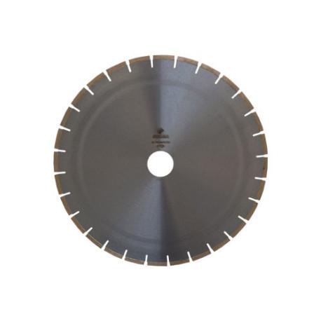 MD1 X7 H60/50 DIAMOND BLADE STANDARD STEEL CORE - CLEAN CUTTING