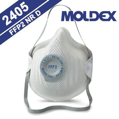 BOX FFP MASKS MOLDEX 2405