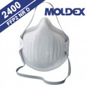 MOLDEX CLASSICS 2400 FFP2 NR D DESPOSABLE MASK Tested and certified to EN 149:2001+A1:2009