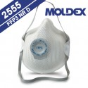MOLDEX CLASSICS 2555 FFP3 NR D DESPOSABLE MASK Tested and certified to EN 149:2001+A1:2009