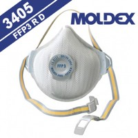 BOX 5 FFP MASKS MOLDEX 3405