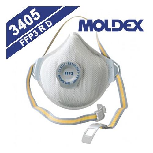 CONFEZIONE 5 MASCHERE MOLDEX 3405