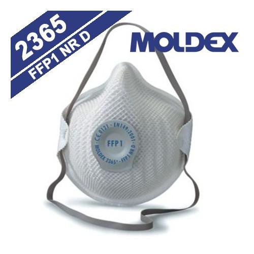 BOX 20 FFP MASKS MOLDEX 2365