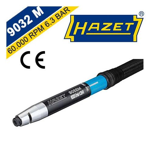 MICROSMERIGLIATRICE AD ARIA HAZET 9032 M 60.000 G/min PINZA/MANDRINO mm3
