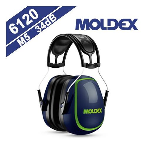 EARMUFFS M5 MOLDEX 6120
