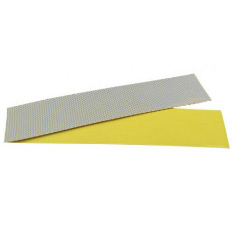 DIAMOND POLISHING ABRASIVE SHEET DIAFACE® 230x50 CANVAS YELLOW