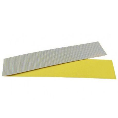 DIAMOND POLISHING ABRASIVE SHEET DIAFACE® 230x50 CANVAS WHITE RESIN