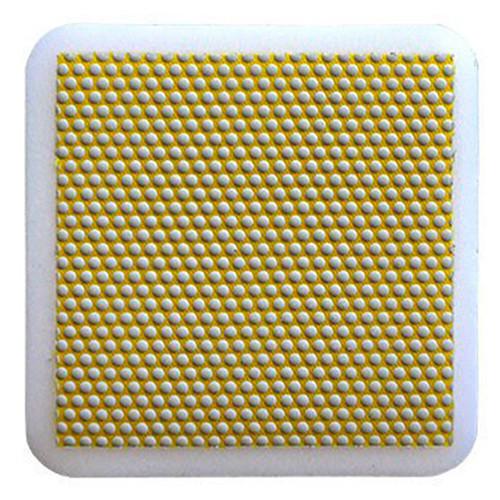 ULTRA- THIN AND SUPER- FLEXIBLE DIAMOND HAND POLISHING PAD 75x75 VERY FINE GRIT WY-500