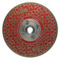 5 INCH DRY CUTTING / GRINDING DIAMOND BLADE Swiflex® COBRA M14 FLANGE FOR MARBLE, NATURAL STONE , ENGINEERED STONE, CERAMIC
