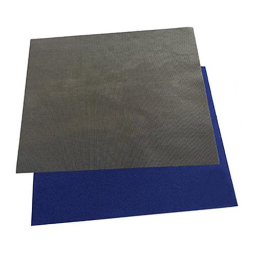 DIAMOND POLISHING SHEET DIAFACE® 230x280 CV BLUE GRIT 1000M (ELECTROPLATED METAL BOND)