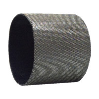 Bravo DIAMOND BELTS 2X1,65 INCH Grit 120 for MARBLE, GRANITE, CERAMIC, GLASS, FIBERGLASS, PORCELAIN, COMPOSITES