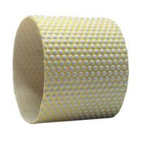 Bravo DIAMOND BELTS 2X1,65 INCH Grit 600 for MARBLE, GRANITE, CERAMIC, GLASS, FIBERGLASS, PORCELAIN, COMPOSITES
