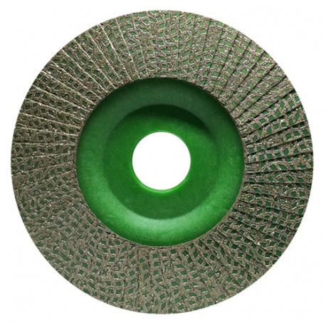 "4.5"" KGS DIAMOND FLAP DISC FOR BEVELLING GRIT 60"