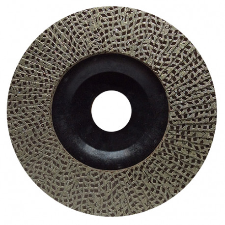 "4.5"" KGS DIAMOND FLAP DISC FOR BEVELLING GRIT 120"