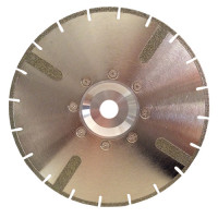 SEDLS 230 DRY CUTTING BLADE FOR ANGLE GRINDERS - CUTTING MARBLE