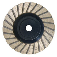 SINTERED TURBO CUP WHEEL 4 INCH M14 FOR GRANITE AND ENGINEERED STONES