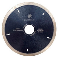 CRC 125 DRY DIAMOND CUTTING BLADE FOR ANGLE GRINDERS - PRECISE CUTTING GRANITE MARBLE PORCELAIN