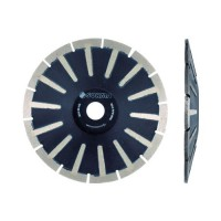 DCG NEW 125 SPECIAL USE DIAMOND BLADE FOR GRANITE - CURVES CUTTING