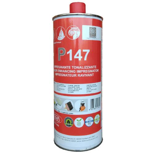 FABER PROTETTIVO P147 ANTIMACCHIA EFFETTO BAGNATO TONALIZZANTE per PIETRE NATURALI, AGGLOMERATI , COTTI E TERRECOTTE Conf.Lt.5
