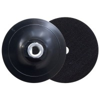 VELCRO BACK UP PAD PLASTIC SEMIRIGID