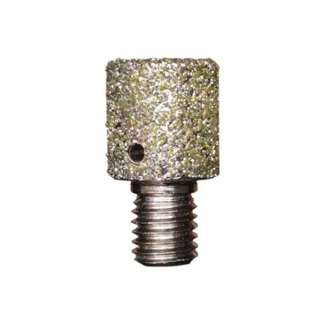 STEP CUTTING ROUTER BIT D602 ELECTROPLATED