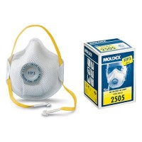 BOX 10 FFP MASKS MOLDEX 2505