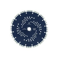 LTTG SEGMENTED LASER DIAMOND CUTTING BLADE FOR ANGLE GRINDERS - CUTTING GRANITE CONCRETE SANDSTONE