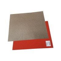 DIAMOND POLISHING ABRASIVE SHEET DIAFACE® 230x280 CANVAS RED