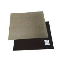 DIAMOND POLISHING SHEET DIAFACE® 230x280 CV BLACK GRIT 120M (METAL BOND)