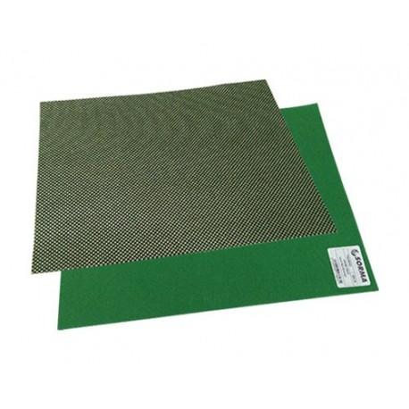 DIAMOND POLISHING ABRASIVE SHEET DIAFACE® 230x280 CANVAS GREEN
