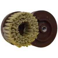 ABRASIVE DISC BRUSH DIAMOND MAFLEX DM.107 DA DIA 60 - VERY HIGH STOCK REMOVAL GRANITE - ENGINEERED STONE - MARBLE