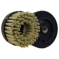ABRASIVE DISC BRUSH DIAMOND MAFLEX DM.107 DA DIA 120 - VERY HIGH STOCK REMOVAL GRANITE - ENGINEERED STONE - MARBLE