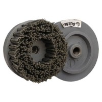 ABRASIVE DISC BRUSH MAFLEX DM.107 DA GRIT 46