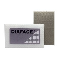 DIAMOND HAND POLISHING PAD DIAFACE® 90X55 WHITE METAL