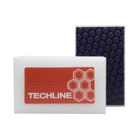DIAMOND HAND POLISHING PAD TECHLINE 90X55 VIOLET