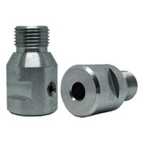 "ADAPTORS 1/2"" BSP FOR 10 MM SHANK DRILLS"